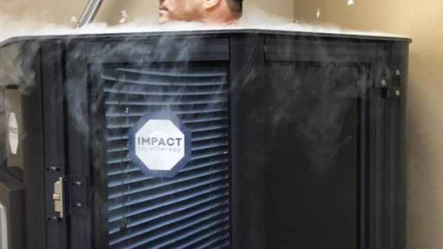 Celebrate the March Thaw with Cryotherapy