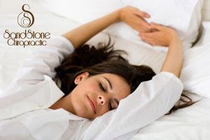 Chiropractic care can help you get better sleep so you'll have more energy to get through your day.